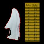 Tallas De Zapatillas Personalizadas Noname Publicidad 500×500