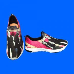 Zapatillas Personalizadas Hombre Noname Publicidad
