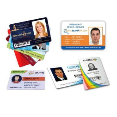 Fotochecks Tarjetas Identificación PVC Noname Publicidad