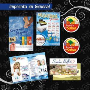 Imprenta en General Noname Publicidad