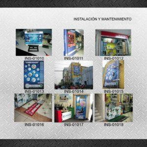 Instalación y Mantenimiento Noname Publicidad