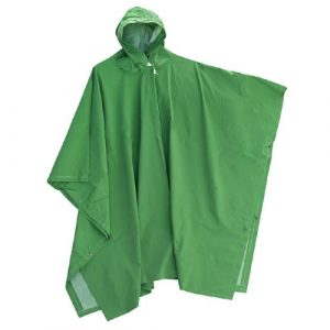 Poncho Impermeables Ropa Industrial Noname Publicidad