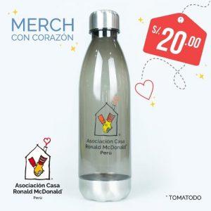 Tomatodo Asociación Casa Ronald McDonald Perú