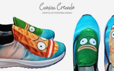 Camina Creando Zapatillas Personalizadas Noname Publicidad