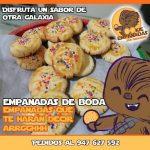 Galletas Wookie Empanadas