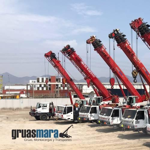 Grúas Mara Perú 01