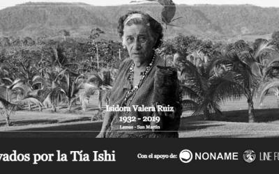 Tía Ishi Noname Junto a Line Force Perú