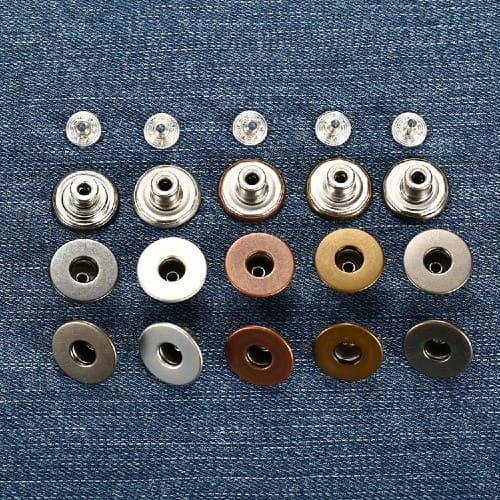 Botón de Metal para Pantalón Jean