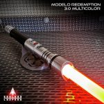 Sables de Luz Perú Modelo Redemption 3.0 Multicolor