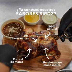 Restaurante BirdZ