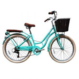 Bicicleta Vintage Campera Heaven Zprinter Aro 26