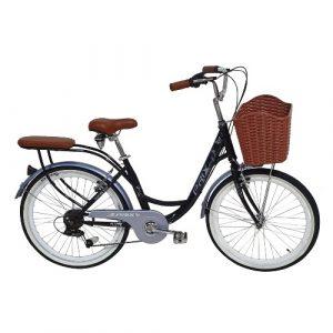 Bicicleta Vintage Campera Prix Aro 24
