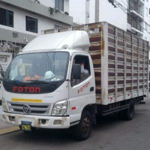 Mudanzas Rafo Empresa de Transporte y Flete