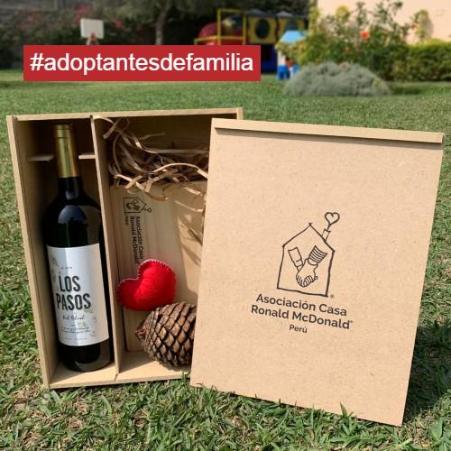 Casa Ronald Perú Adopta Una Familia 01