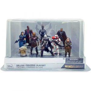 The Mandalorian Set Incluye 9 Figuras 2