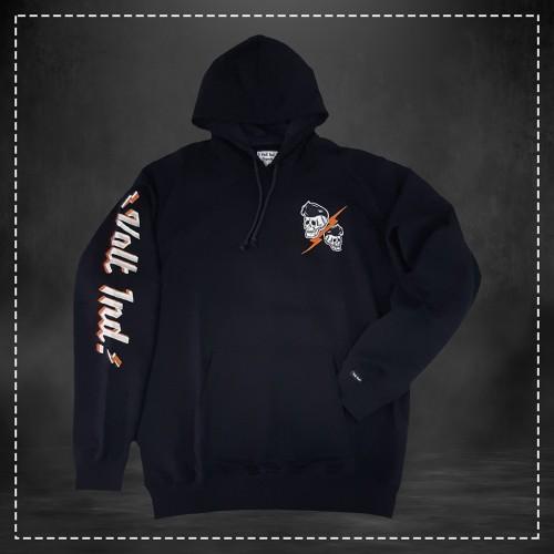 Sweatshirt Always Faster Frame Black Volt Industries 001