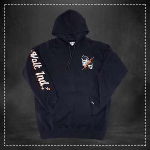 Sweatshirt Always Faster Frame Black Volt Industries 002
