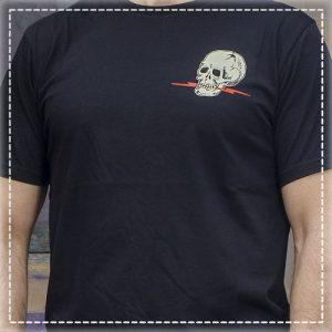 Tshirt Bad Days Black Volt Industries 002