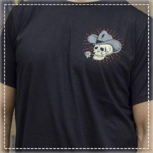 Tshirt Romance Black Volt Industries 002