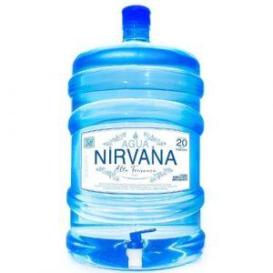 Agua Nirvana 20 Litros