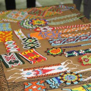 Pulsera y Collares Artesanales de la Comunidad Nativa de Tsachopén 01