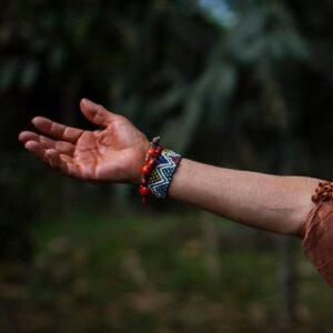 Pulsera y Collares Artesanales de la Comunidad Nativa de Tsachopén 02